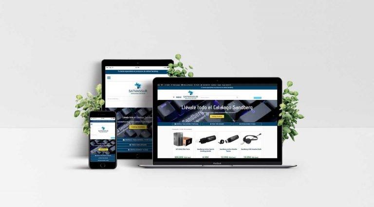 Tienda Online Satmansur